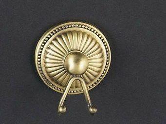 Cristal Et Bronze - etoile de paris - Patère De Salle De Bains