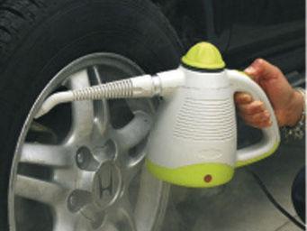 RIBILAND by Ribimex - nettoyeur vapeur à main steamy 3,5 bar 450ml - Nettoyeur Vapeur