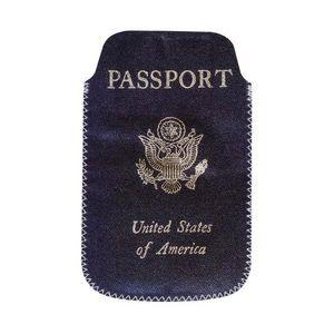 La Chaise Longue - etui iphone passeport - Etui De Téléphone Portable