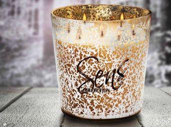 SENS COLLECTION - vintage collector - small - Bougie Parfum�e