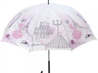 La Chaise Longue - parapluie chic les parisiennes la romantique - Parapluie