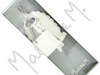 Mathilde M - cl� d'armoire parfum�e - Sachet Parfum�