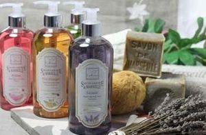 Collines De Provence - parfum� fleur d?oranger - Savon Liquide