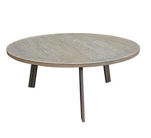 Meubles COLOMBUS -  - Table De Repas Ronde