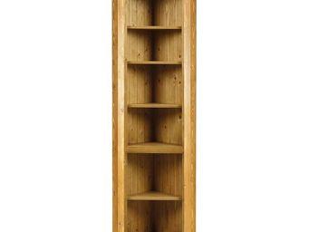 Interior's - bibliothèque d'angle ouverte - Bibliothèque D'angle