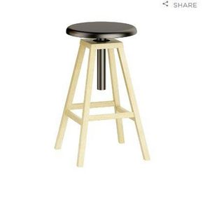 Tog - Allcreatorstogether - figure- - Tabouret De Bar R�glable