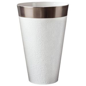 Raynaud - mineral platine - Vase À Fleurs
