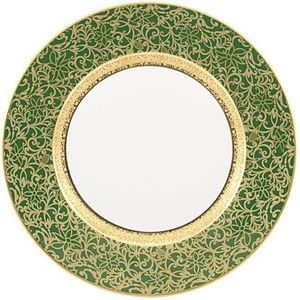 Raynaud - tolede or - Assiette Plate