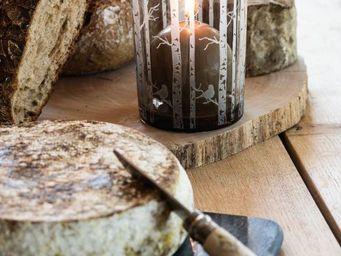 Bougies La Francaise - wood essentiel- - Photophore Bougie