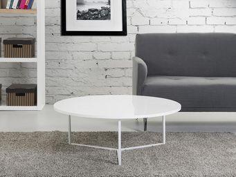 BELIANI -  - Table Basse Ronde