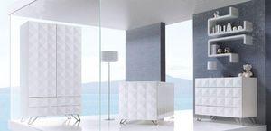ALONDRA - diamonds blanco - Chambre B�b� 0 3 Ans
