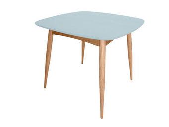 MyCreationDesign - torens bleu - Table De Repas Carrée