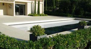 Silver Pool -  - Couverture De Piscine Automatique