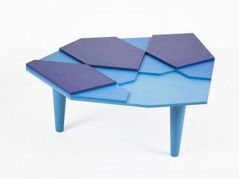 MALHERBE EDITION - table basse fragment - Table Basse Forme Originale