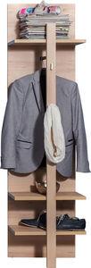 COMFORIUM - porte-manteau coloris hêtre - Vestiaire