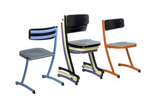L'INTEGRALE D'AGENCEMENT -  - Chaise Scolaire
