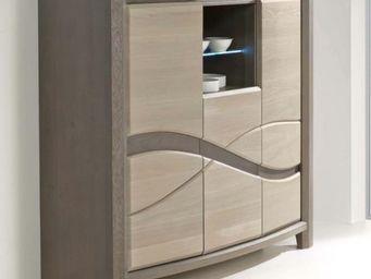 Ateliers De Langres - meuble d'appui oceane - Buffet Haut