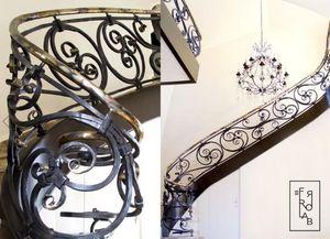FERROLAB -  - Rampe D'escalier