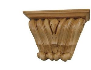 Wild Goose Carvings -  - Console (architecture)