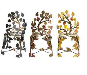 JOY DE ROHAN CHABOT - arbre-- - Chaise De Jardin