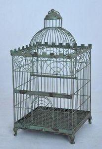 Demeure et Jardin - cage décorative - Cage À Oiseaux