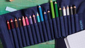 FABRIANO BOUTIQUE -  - Crayons De Couleur
