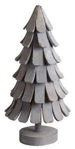 Aubry-Gaspard - sapin en pin patiné - Statuette