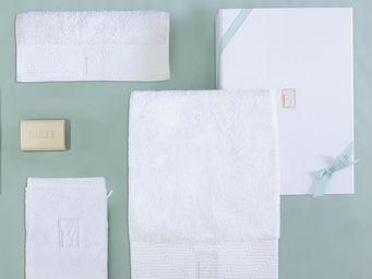 BAILET - coffret cadeau intemporel - linge de bain - - bla - Set Linge De Toilette