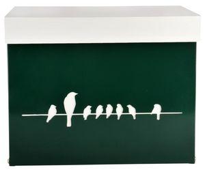 BEST FOR BOOTS - boite à lettres oiseaux sur un fil - Boite Aux Lettres