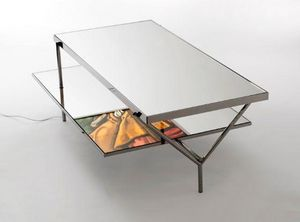 CHRISTIAN HAAS - vice versa - Table Basse Relevable