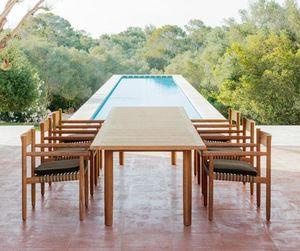 Dedon - tibbo - Table De Jardin