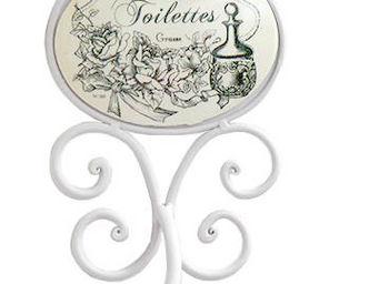 Antic Line Creations - distributeur papier toilette charme - Distributeur Papier Toilette