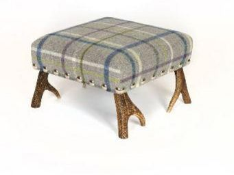 Clock House Furniture - antler - Footstool