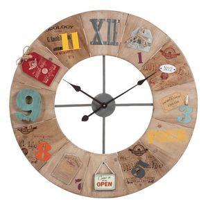 Maisons du monde - smith & sons - Horloge Murale