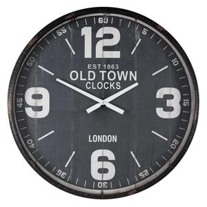 Maisons du monde - harrow - Horloge Murale