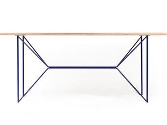 MALHERBE EDITION - table butterply - Table Bureau
