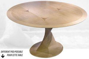 Creation Desmarchelier - miss scarpa - Table De Repas Ronde