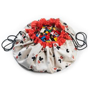 PLAY and GO - mickey cool - Sac À Jouets