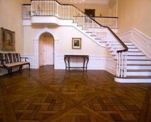 CasaLux Home Design - versailles ru 100x100x2,3cm brut - Parquet