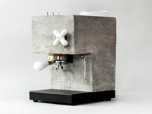 Montaag - anza concrete - Machine Expresso