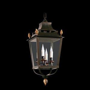 Bronze D'art Francais -  - Lanterne D'intérieur