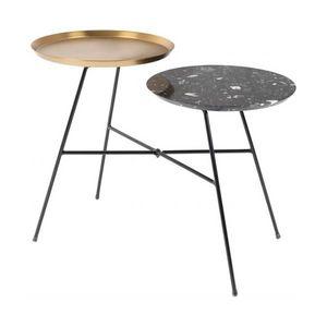 Mathi Design - table basse libra - Table Basse Forme Originale