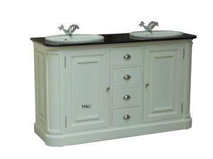 MAS et COTTAGE - monaco - Meuble Double Vasque