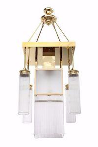 PATINAS - wiener chandelier iv. - Lustre