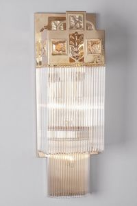 PATINAS - wiener wall light ii. - Applique