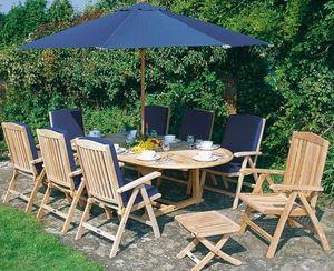 Lindsey Plantation Teak - cheltenham - Table De Jardin