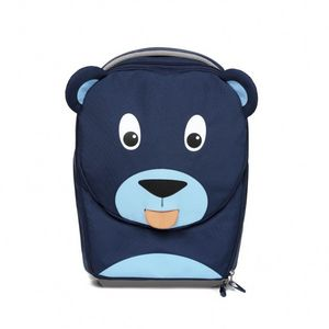 AFFENZAHN - bobo bear - Valise Enfant