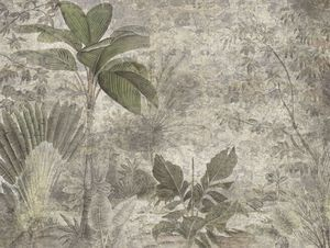 Ananbô - bali bawan sépia - Papier Peint Panoramique