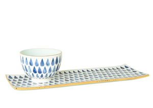 JILL ROSENWALD - raindrop - Tasse À Café