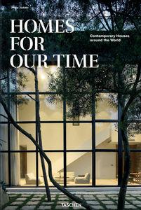 Editions Taschen - homes for our time - Livre De Décoration